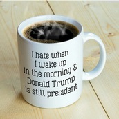 home accessory,quote on it mug
