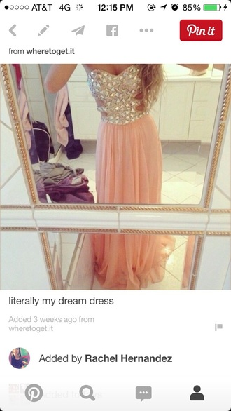 dress turnabout pink