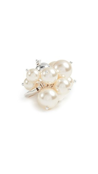 Chan Luu pearl ring cream jewels