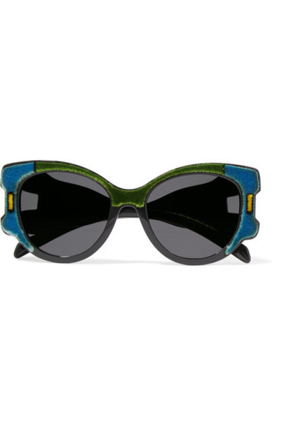 sunglasses velvet