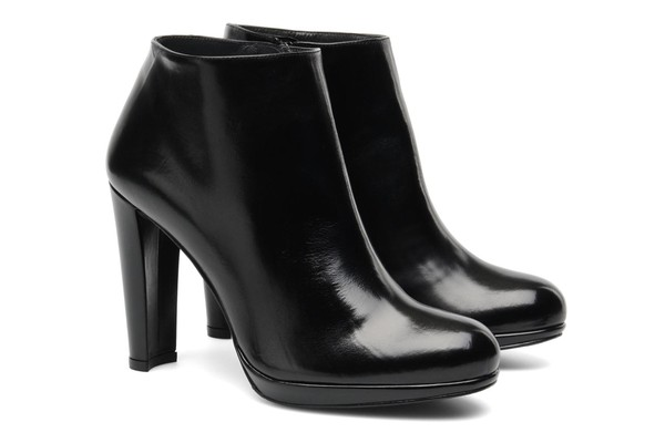 shoes boots black
