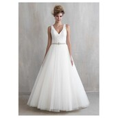 dress,wedding dress,a line prom gowns,graceful and elegant prom dress,tulle dress