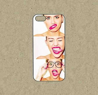 phone cover miley cyrus iphone case crazy