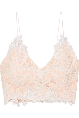 top bustier bustier top lace white