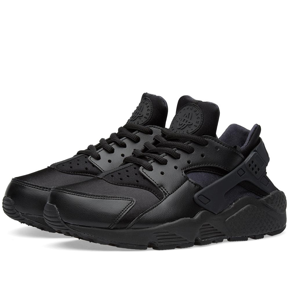 Huaraches Shoes Nike Black