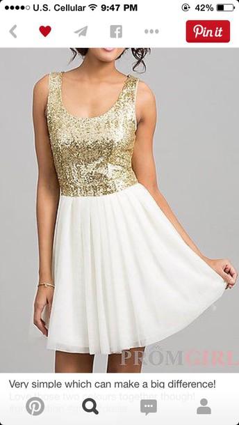 dress flowy white dress
