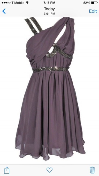 dress purple dress purple glitter dress glitter asymmetrical