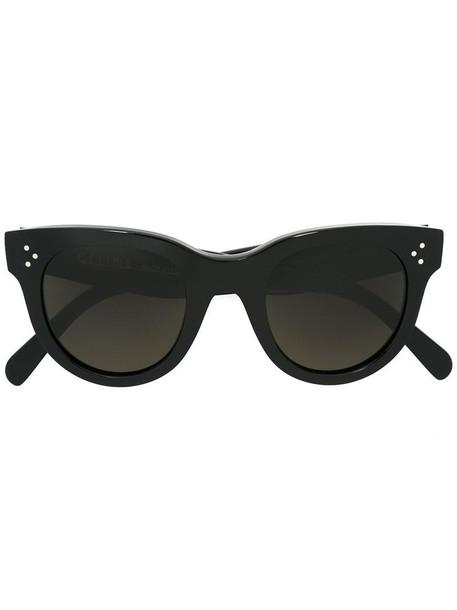 Céline Eyewear women baby sunglasses black
