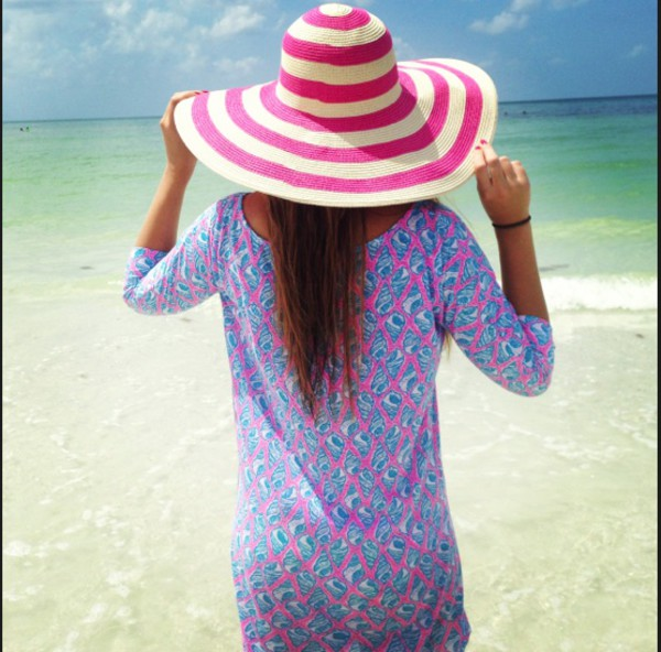 lily pulitzer classy j crew fair isle sweater preppy beach