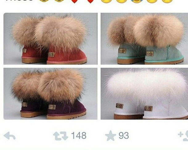 fa7cd71e0fd Madame Fur Boots