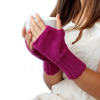 gloves winter outfits women