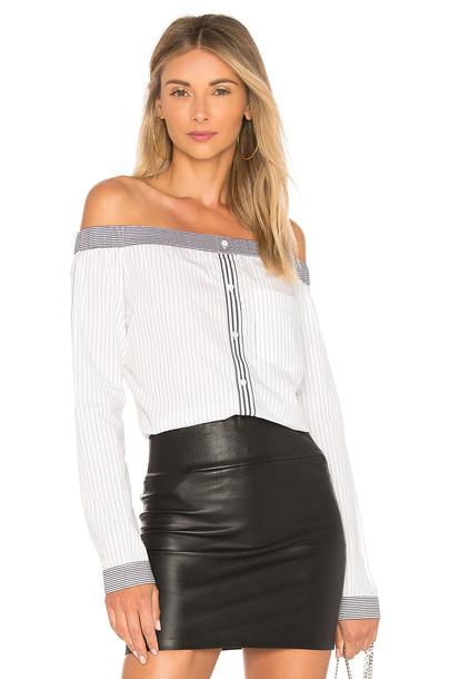 Bailey 44 shirt white top