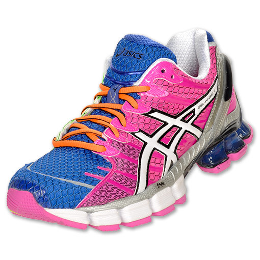 Asics GEL-Kinsei 4 Women's Running Shoes Mosaic/White/Mosaic [41189] - $130.90 : Men Women Shoes Shop, Free Delivery