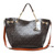 Michael Kors Logo Large Brown Tote Bags