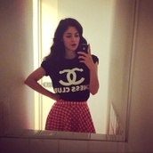 shirt,t-shirt,chess club,fake,marina diamandis,marina and the diamonds,chanel,top,meme,memes,tumblr,quote on it,funny quote shirt