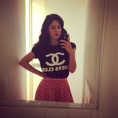 shirt,t-shirt,chess club,fake,marina diamandis,marina and the diamonds,chanel,top,meme,memes,tumblr,quote on it,funny quote shirt