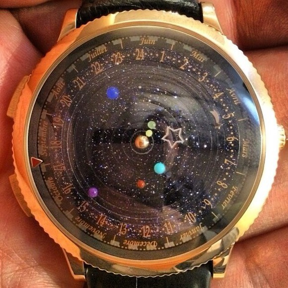jewels nebula watch planets