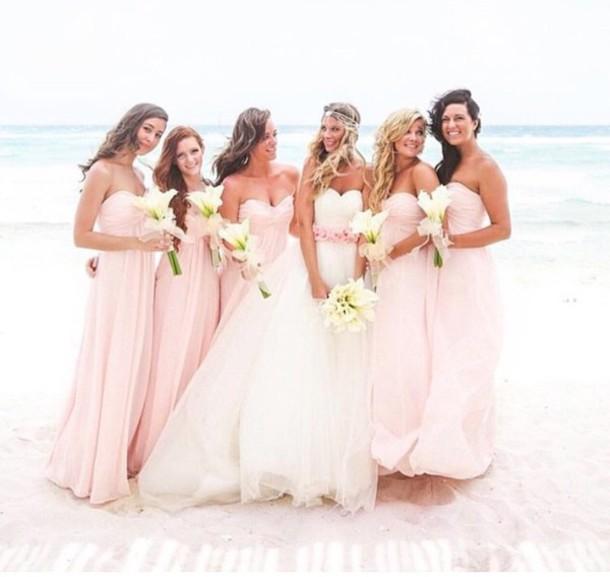 dress bridmaids