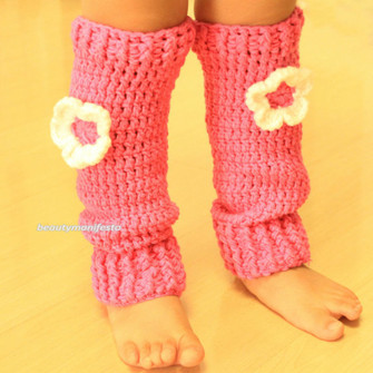 Crochet Child Leg Warmers | - Crochet Free patterns