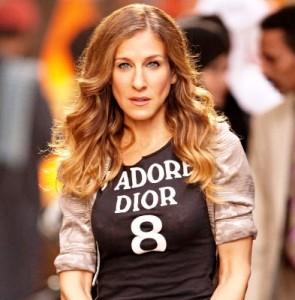 J'Adore Dior 8 Sex The City 2 Champions 1947 T Shirt | eBay