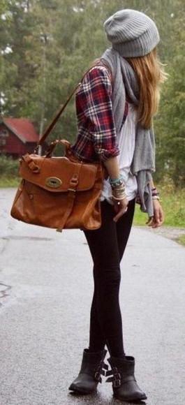 lether bag bag oldschool school bag big