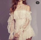 dress,pink dress,cold shoulder,sorella boutique,boho dress,mini dress,frilly,summer dress