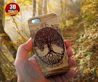 phone cover iphone cover wood case iphone 5 case iphone 4 case galaxy cases wooden case