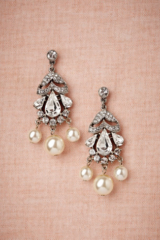 Luna Moth Earrings in  Shoes & Accessories Jewelry at BHLDN