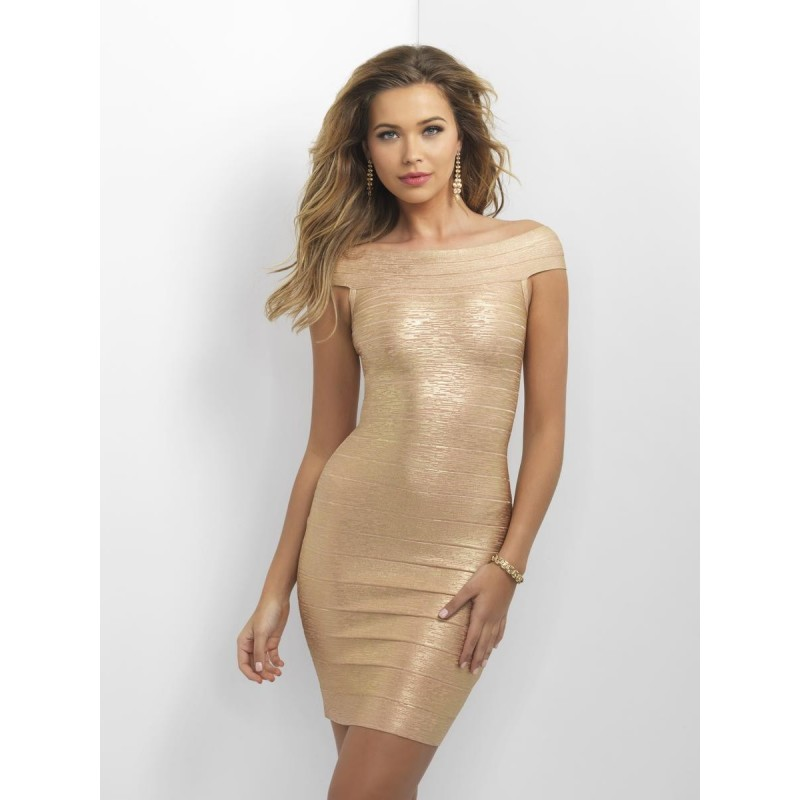 Gold Foil BLACK by Blush C372 - Brand Wedding Store Online