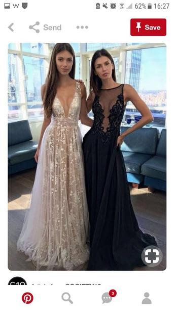 629335bbcc97 dress long dress prom dress short sleeve dress low cut dress