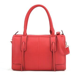 bag fashion red bag