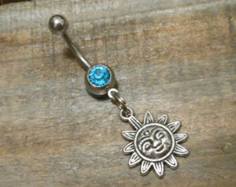 Popular items for belly rings on Etsy
