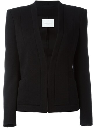 blazer black jacket