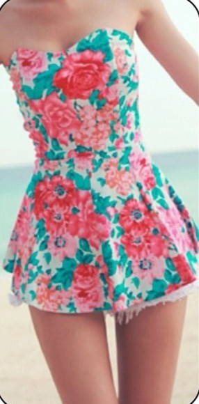 dress short dress pink dress blue dress floral dress floral