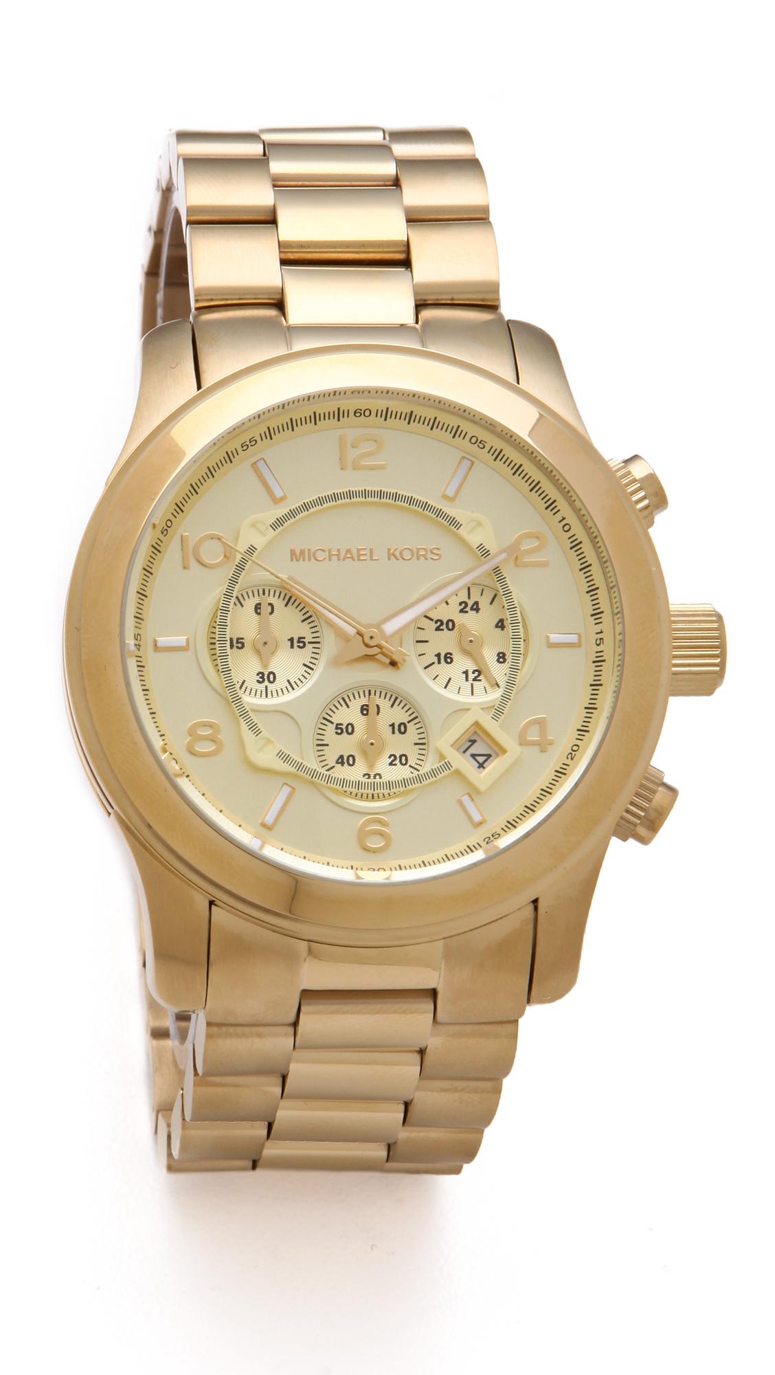 Michael kors часы oversized