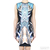 Clover Canyon All That Jazz Print Bodycon Neoprene Dress / TheFashionMRKT