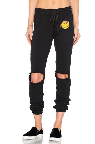 hippie black pants