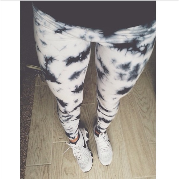online here reasonably priced special sales Nike - RARE Nike tie dye leggings from Morgan's closet on ...