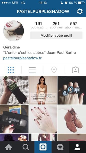 top instagram tumblr fashion grunge indie