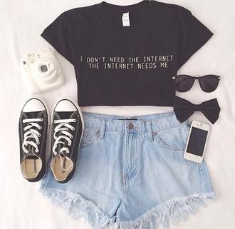 tank top girl's clothes