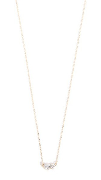 Adina Reyter necklace gold yellow jewels