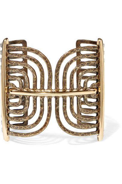 Lanvin - Elvira Gold-plated Cuff