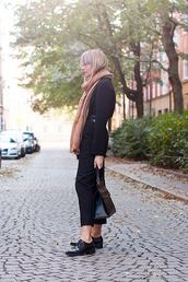 chaloth,blogger,scarf,belt