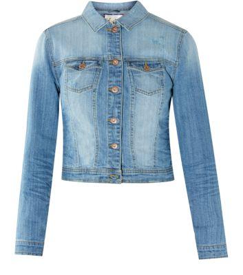 Light Blue Premium Denim Jacket