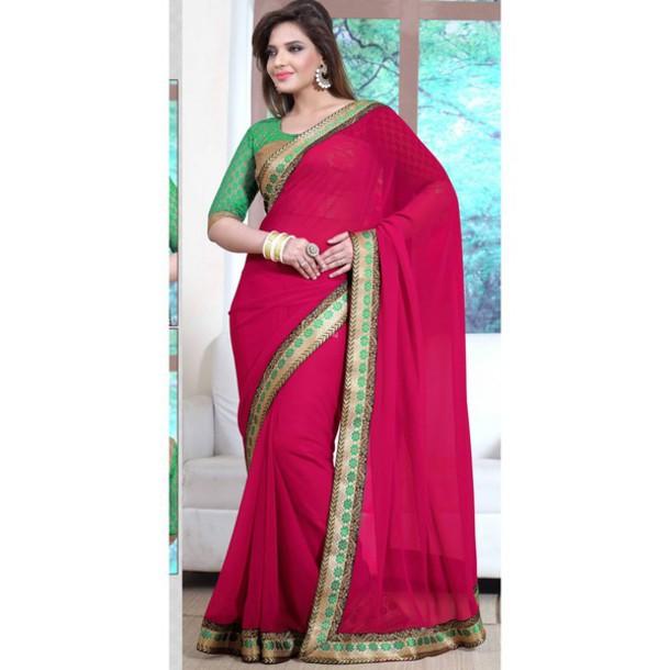 Indian Saree Dress