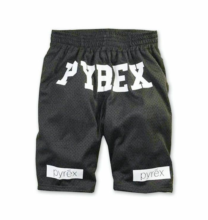 Pyrex Vision Kanye Champion Short Sport Hip Hop Ventilate Unisex Pants Shorts | eBay