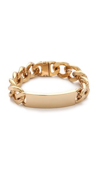 Luv Aj Id Bracelet Shopbop
