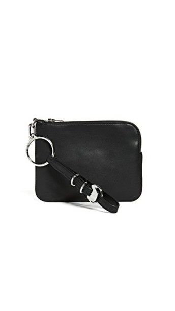 Alexander Wang mini pouch black bag