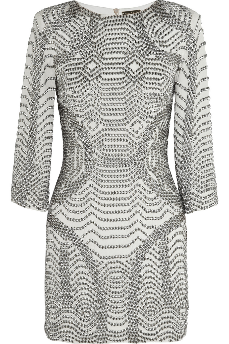 Here & Now beaded silk mini dress | Sass & bide | THE OUTNET