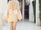 classy,bow,dress